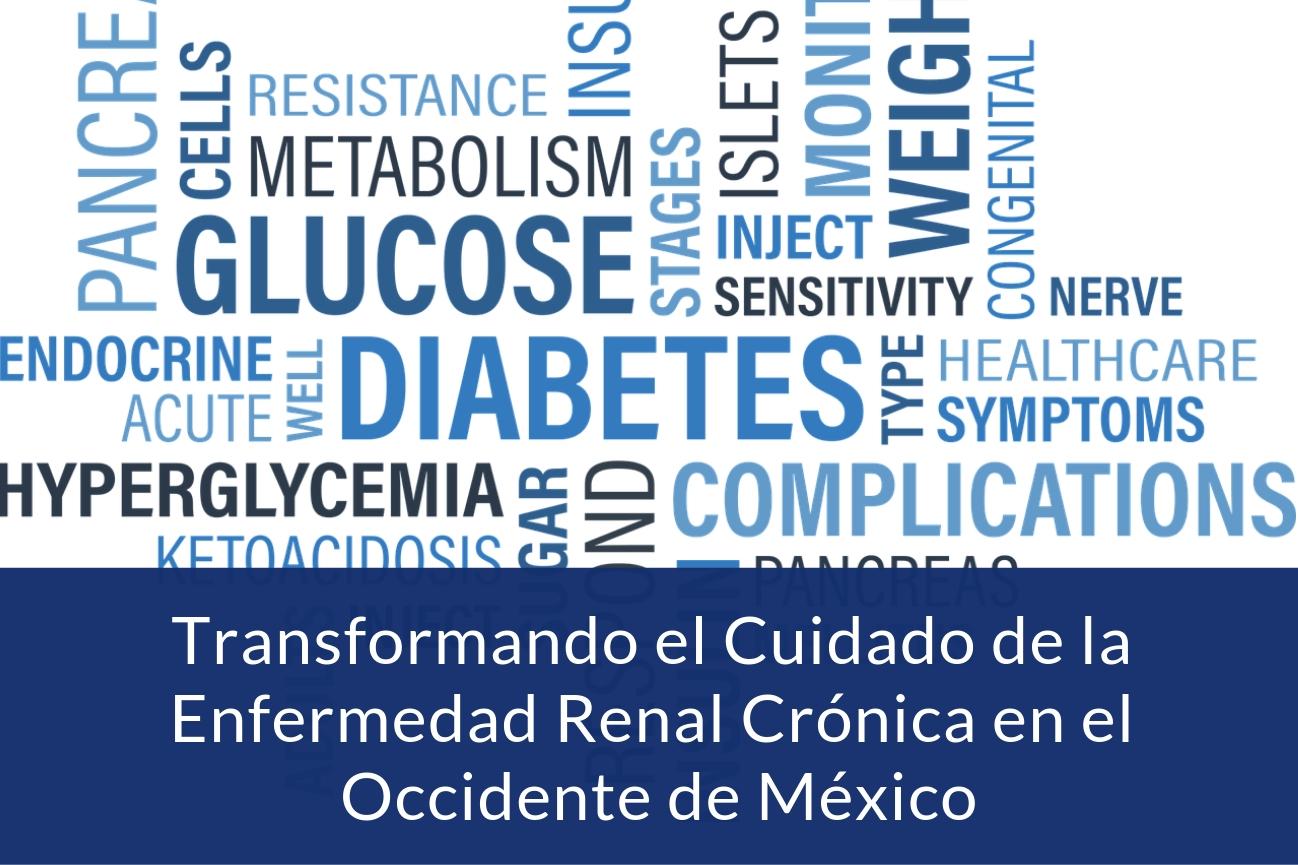 Enfermedad renal en México proyecto CISAI