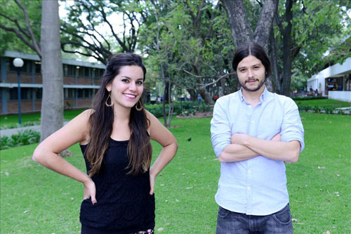 "Gabriela Alvarado y Jorge G. Camarena, responsables del video de Porter ""Huitzil"""