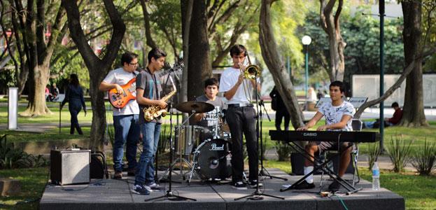 VIDEO: Cómo gestionamos un recital gratuito al aire libre