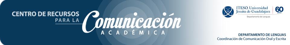 Centro de Recursos Académicos - ITESO
